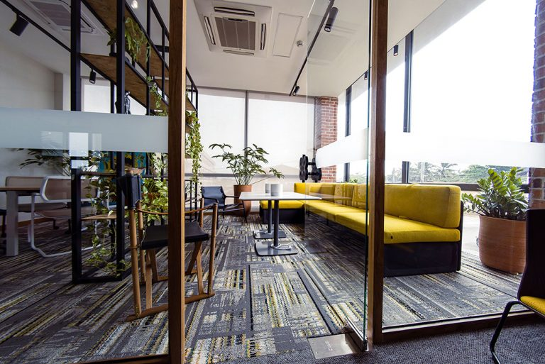 The Mix - Design Hub / Work Space